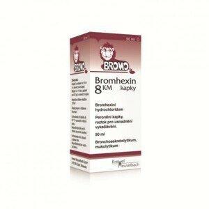 BROMHEXIN KM 8MG/ML perorální GTT SOL 1X20ML