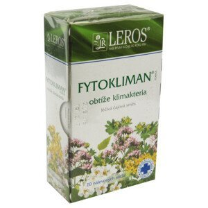 FYTOKLIMAN PLANTA léčivý čaj 20 I