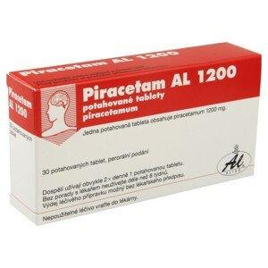 PIRACETAM AL 1200MG potahované tablety 30