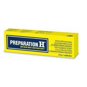 PREPARATION H 10MG/G+30MG/G rektální UNG 25G