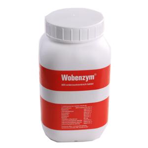 WOBENZYM enterosolventní tableta 800