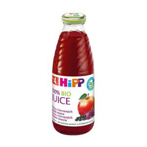 HiPP ŠŤÁVA BIO z červ. plodů ovoce 500ml C-131