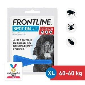 Frontline Spot On Dog XL 1x1 pipeta 4.02ml