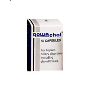 ROWACHOL enterosolventní měkké tobolky 50