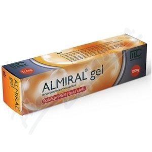 ALMIRAL 10MG/G gel 100G