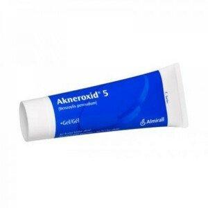 AKNEROXID 5 50MG/G gel 50G