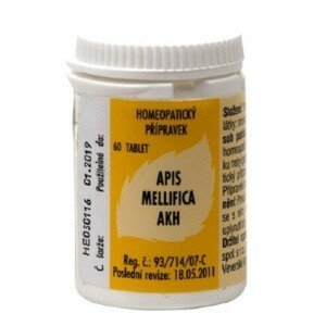 APIS MELLIFICA AKH 99C neobalené tablety 60