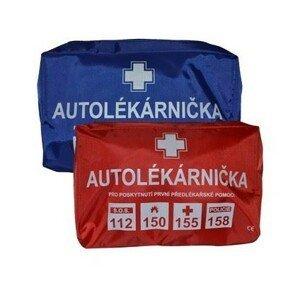 Autolékárnička vyhl.č.206/2018 provedení textil