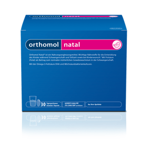 Orthomol Natal 30 sáčků + tob.30+30