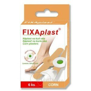 Náplast Fixaplast CORN na kuří oka 6ks