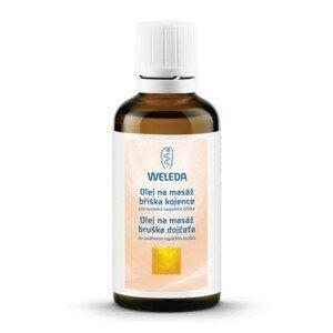 WELEDA Olej na masáž bříška kojence 50ml