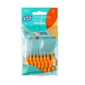 TePe mezizub.kartáčky oranžové 0.45mm 8ks sáček