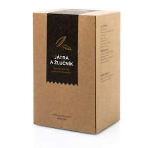 AROMATICA Bylinný čaj Játra a žlučník 20x2g