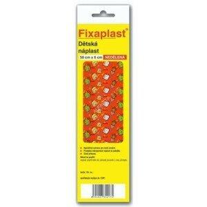 FIXAplast dětská náplast s polštářkem 50x6cm