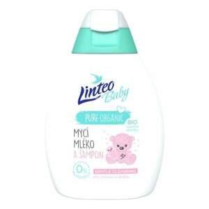 Dětské mycí ml/šam.LINTEO BABY s Bio měs.lék.250ml
