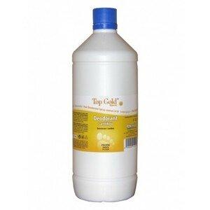TOP GOLD Deo s arnikou + Tea Tree Oil 1000ml
