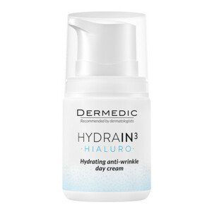 Dermedic Hydrain3 Hialuro pleť. krém den hydr. 55g