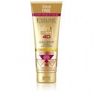 EVELINE SLIM 4D Gold sérum proti celulitidě 250ml