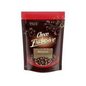 POEX Choco Exclusive Brusnice v hořké čoko.175g