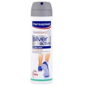 Hansaplast Silver active sprej na nohy 150ml
