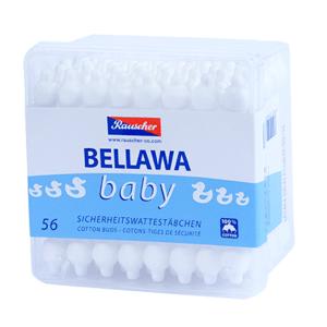 Vatové tyčinky Bellawa Baby pro kojence 50ks