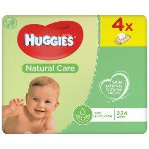 HUGGIES Natural Care Quatro 56x4ks