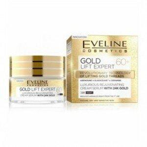 EVELINE GOLD LIFT Expert Denní/Noční krém 60+ 50ml