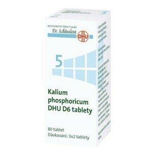 No.5 Kalium phosphoricum DHU D6 80 tablet