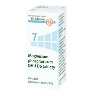 No.7 Magnesium phosphoricum DHU D6 80 tablet
