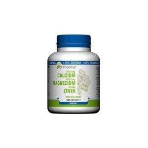 Calcium+Magnesium+Zinek tbl.100+50 Bio-Pharma