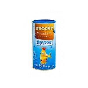 ČIPERKA ovocný dětský nápoj v prášku 180g 4M