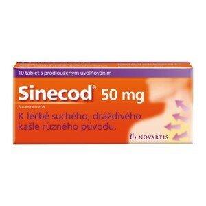 SINECOD 50MG tablety s prodlouženým uvolňováním 10