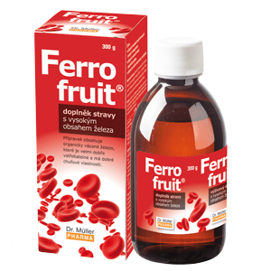 Ferrofruit 300g Dr.Müller