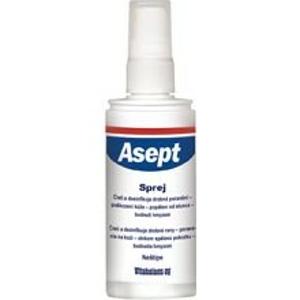 ASEPT sprej 12 x 100ml display