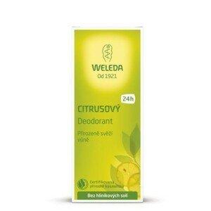 WELEDA Citrusový deodorant 200ml