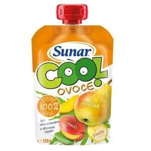 Sunar Cool ovoce hruška mango banán 120g C-161
