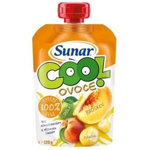 Sunar Cool ovoce broskev jablko banán 120g C-206