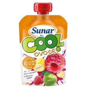 Sunar Cool ovoce malina banán jablko 120g C-163