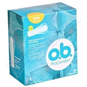 o.b. tampony ProComfort Normal 56 ks