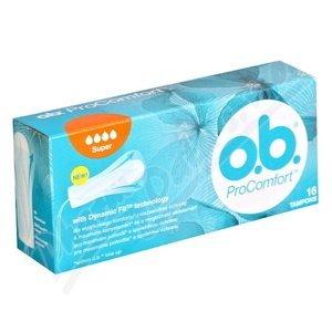 o.b. tampony ProComfort Super 16 ks