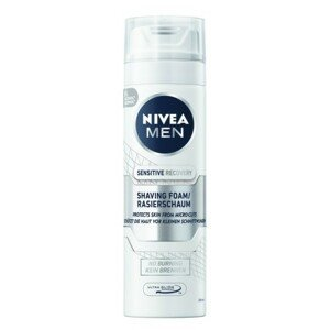 NIVEA MEN pěna na holení Sensit.Rec.200ml 88562