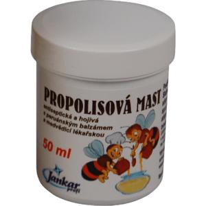 Propolisová mast +peruán a medvědice Dr.Bojda 50ml