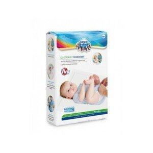 CANPOL BABIES Jednorázové multifunk. podložky 10ks