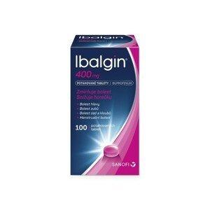 IBALGIN 400MG potahované tablety 100