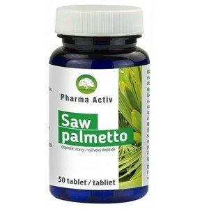 Saw palmetto tbl.50