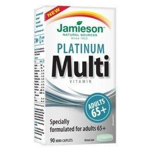 JAMIESON Multi Platinum pro dospělé 65+ tbl.90