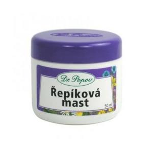 Dr.Popov Řepíková mast 50ml - II. jakost