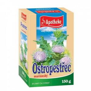 Apotheke Ostropestřec mariánský - plod sypaný 150g - II. jakost