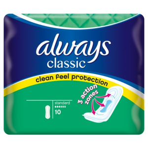DHV Always Classic Standard 10ks - II. jakost