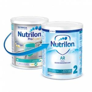 Nutrilon 2 A.R. 800g - II. jakost